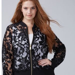 Gorgeous Lane Bryant lace Jacket. Size 22/24.